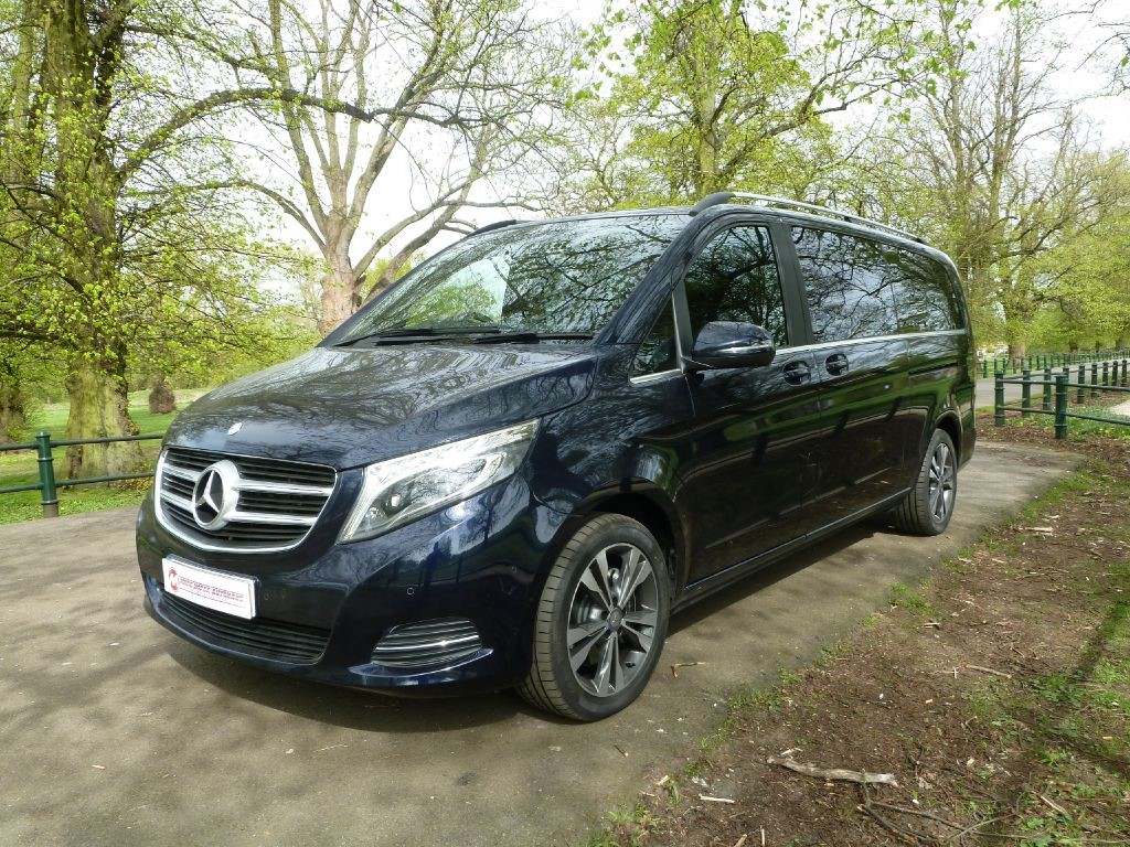 used Mercedes V250 BLUETEC SPORT in northamptonshire