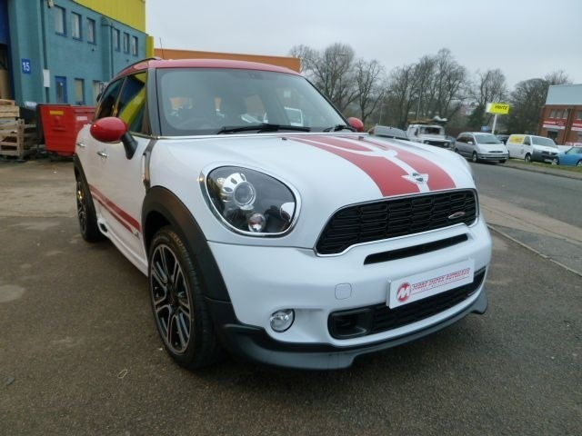 used MINI Countryman  Countryman John Cooper Works 5dr in northamptonshire