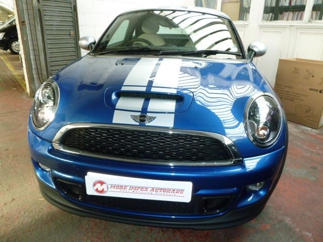 used MINI Hatch Cooper S Coupe in northamptonshire
