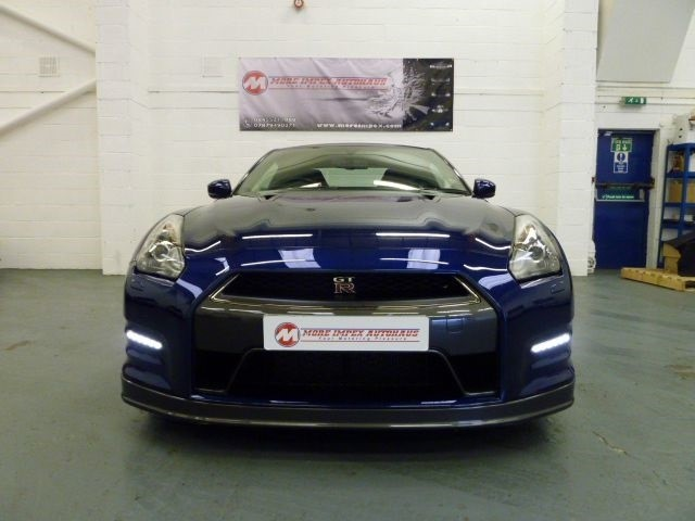 used Nissan GT-R BLACK Edition in northamptonshire