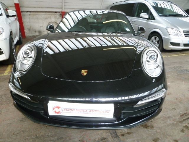 used Porsche 911 Carrera S 991 PDK in northamptonshire