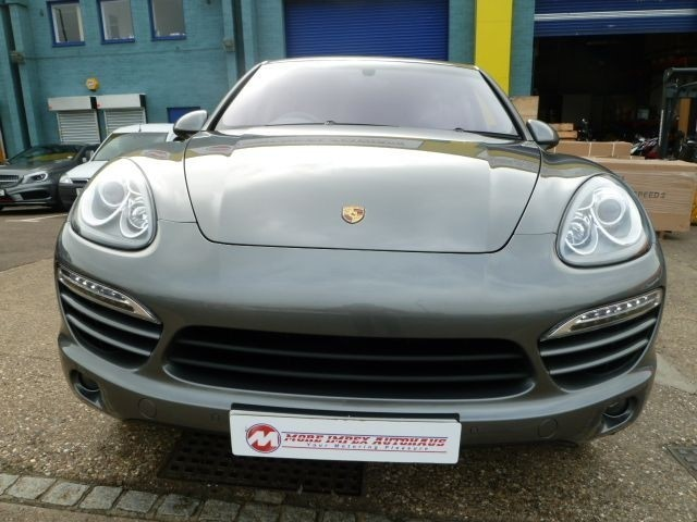 used Porsche Cayenne D V6 Tiptronic in northamptonshire