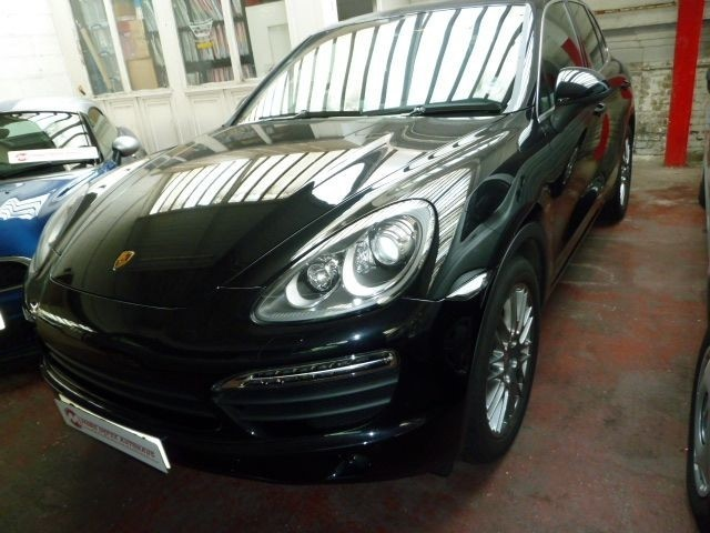 used Porsche Cayenne V8 S Tiptronic in northamptonshire