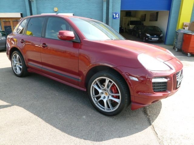 used Porsche Cayenne Special Edition GTS V8 Tip S in northamptonshire
