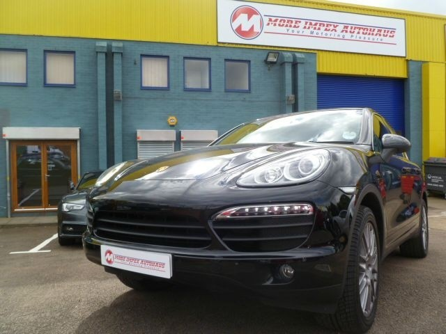 used Porsche Cayenne S 4.8 V8 Tip in northamptonshire