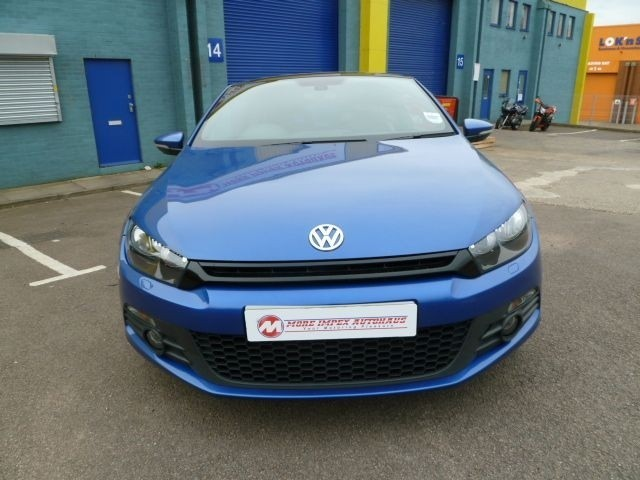 used VW Scirocco GT DSG in northamptonshire