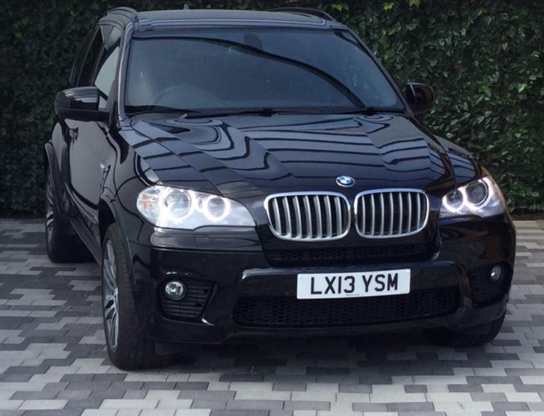 used BMW X5 XDRIVE40D M SPORT in carshalton-surrey