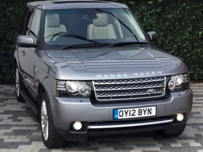 used Land Rover Range Rover TDV8 WESTMINSTER in carshalton-surrey