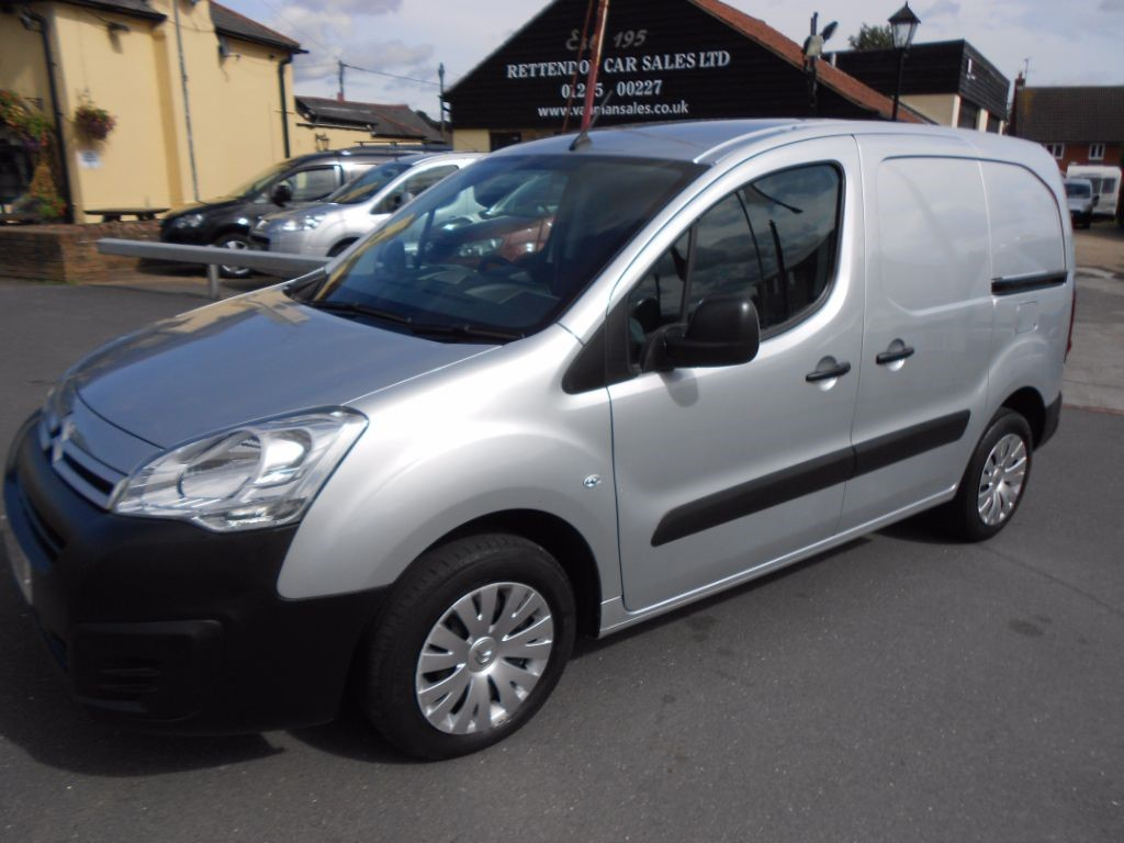 used Citroen Berlingo 625 ENTERPRISE L1 HDI * Only 27,000 Miles * in Chelmsford