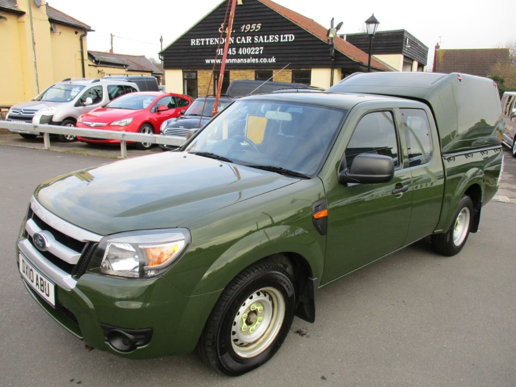 used Ford Ranger XL 4X2 DCB TDCI Diesel Pick-Up * Only 30K Miles * in Chelmsford