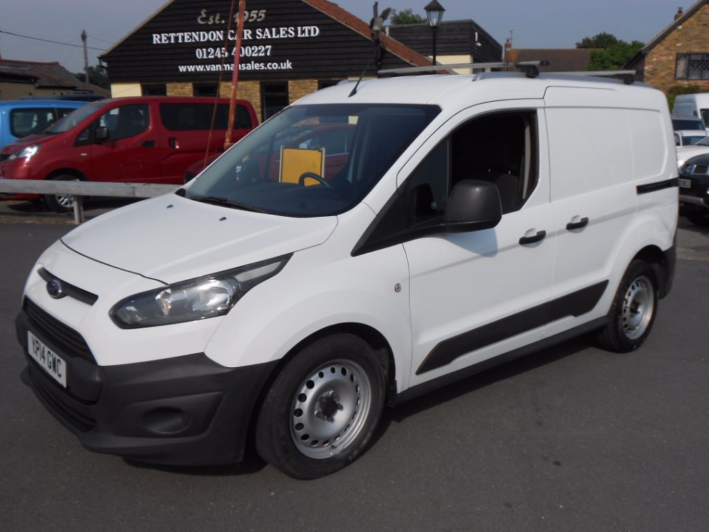 used Ford Transit Connect 200 Diesel Van * Only 64K Miles * in Chelmsford
