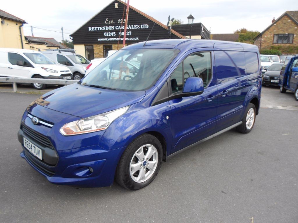 used Ford Transit Connect 240 LIMITED P/V Diesel Van * Only 26,000 Miles * in Chelmsford