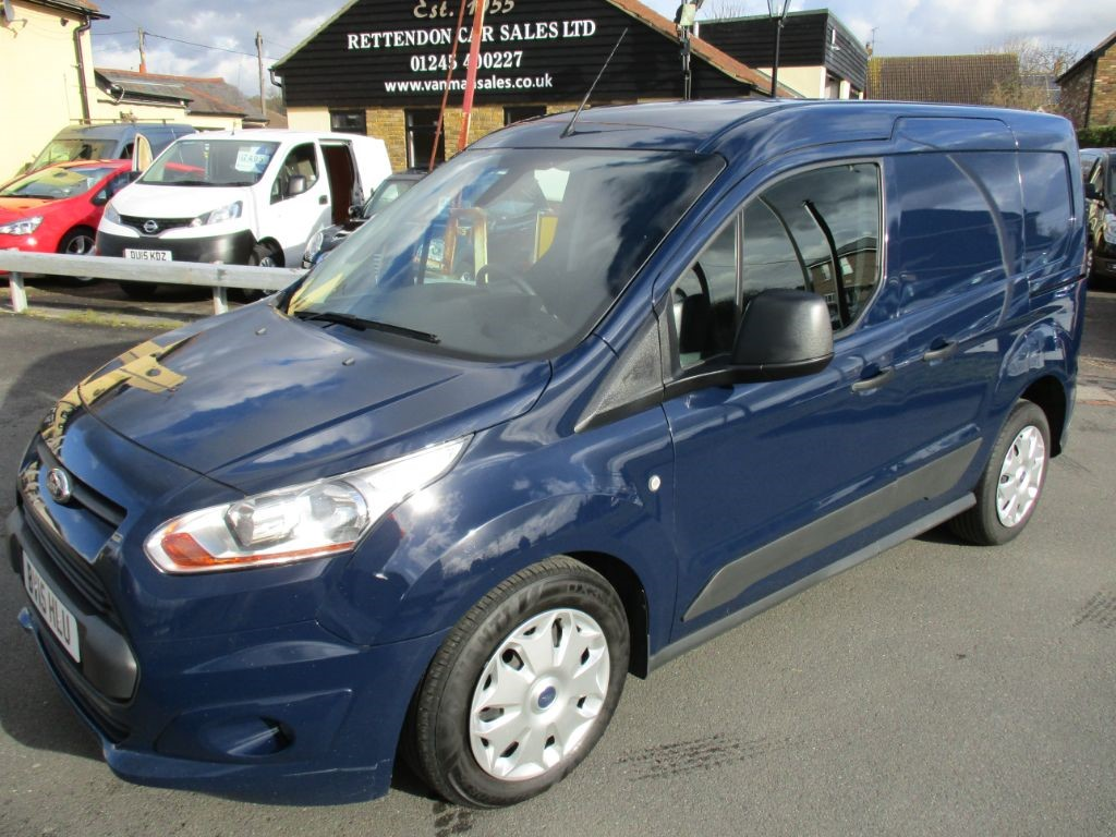 used Ford Transit Connect 200 TREND Petrol Van * Only 47,000 Miles * in Chelmsford