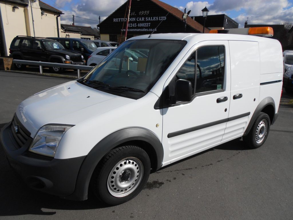 used Ford Transit Connect Connect T220 SWB Diesel Van * Only 79K Miles * in Chelmsford