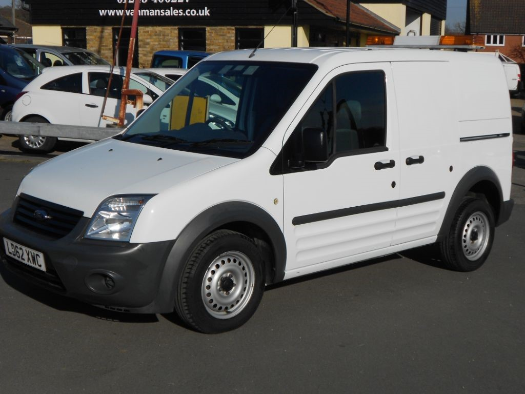used Ford Transit Connect T220 SWB Diesel Van * Only 81K Miles * in Chelmsford