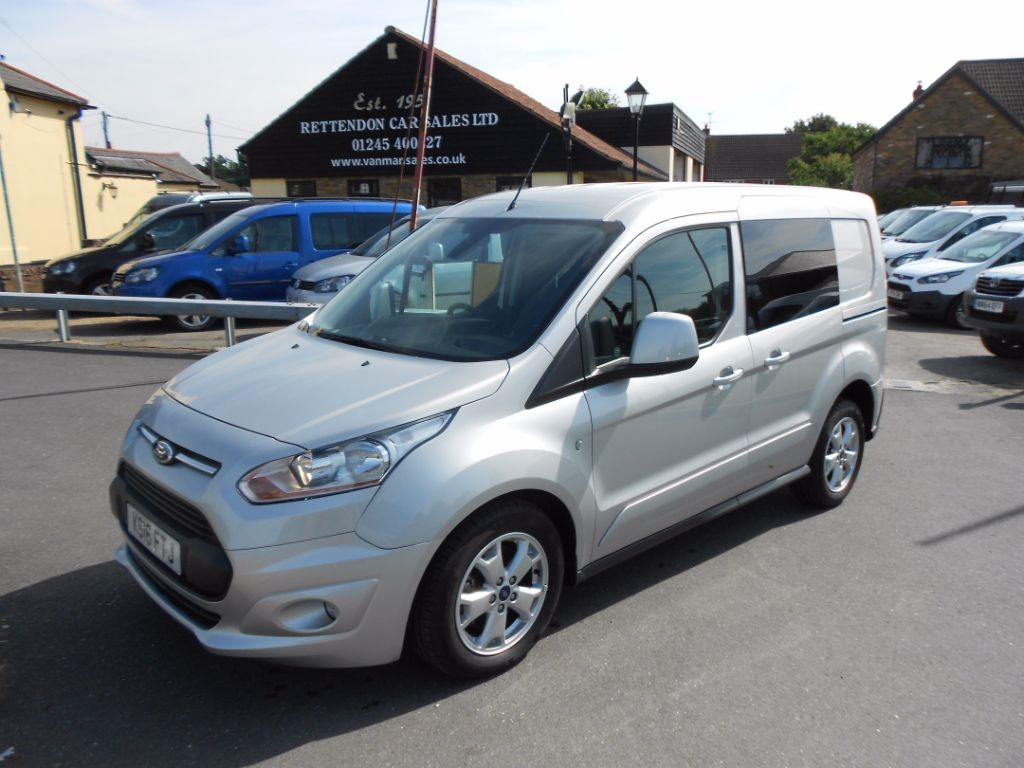 used Ford Transit Connect 200 LIMITED P/V in Chelmsford