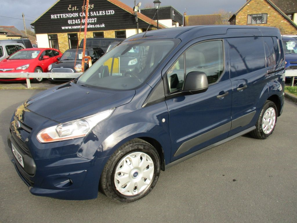 used Ford Transit Connect 220 TREND DCB Diesel Van * Only 72,000 Miles * in Chelmsford