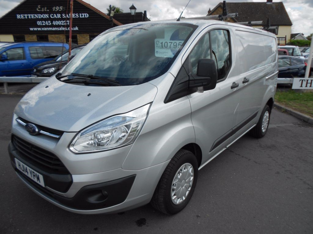 used Ford Transit Custom 270 TREND LR P/V in Chelmsford
