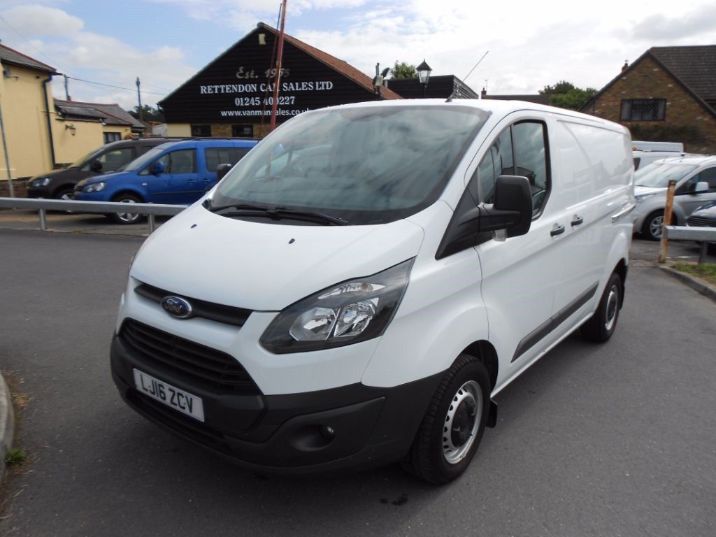 used Ford Transit Custom 290 LR P/V in Chelmsford