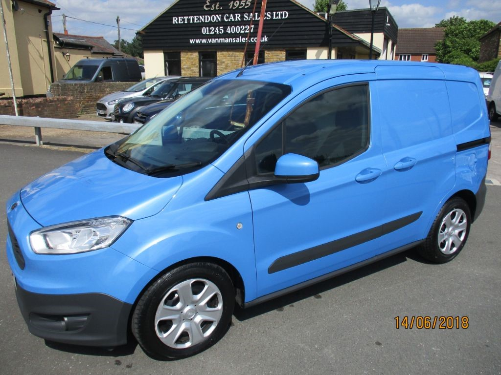 used Ford Transit COURIER TREND TDCI Diesel Van * Only 71,000 Miles * in Chelmsford