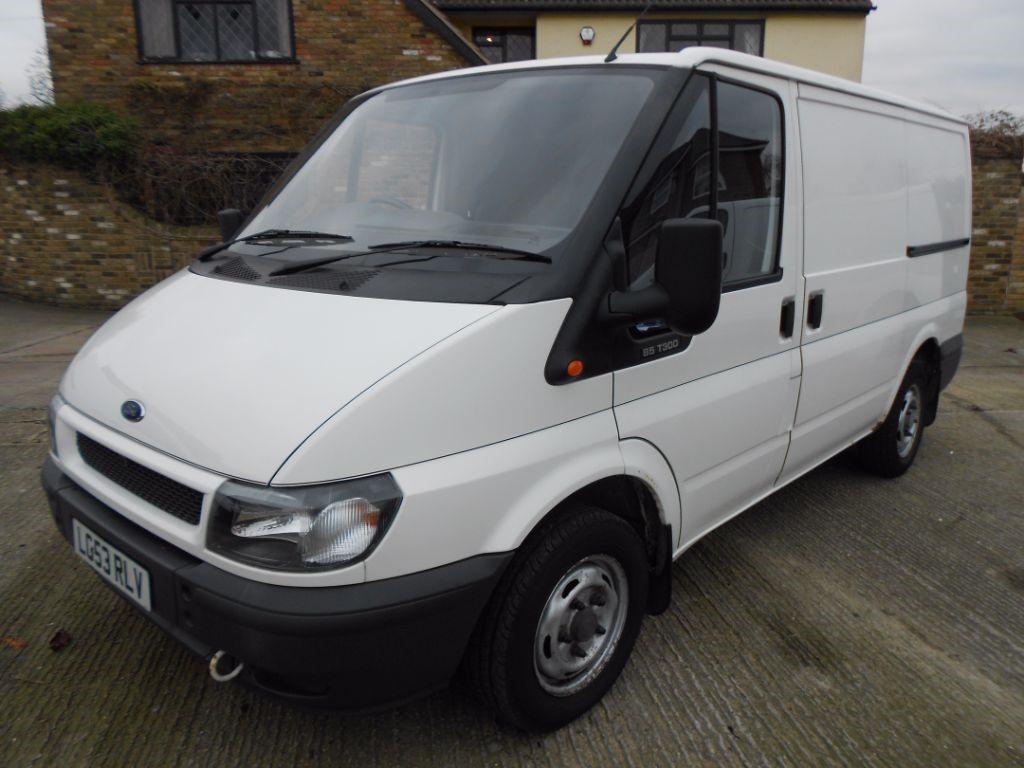 used Ford Transit 300 SWB Diesel Van * Only 64,000 Miles * in Chelmsford