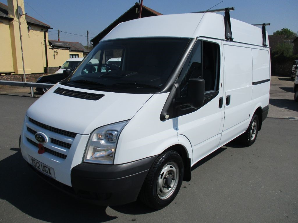 used Ford Transit 280 SWB Diesel Panel Van in Chelmsford