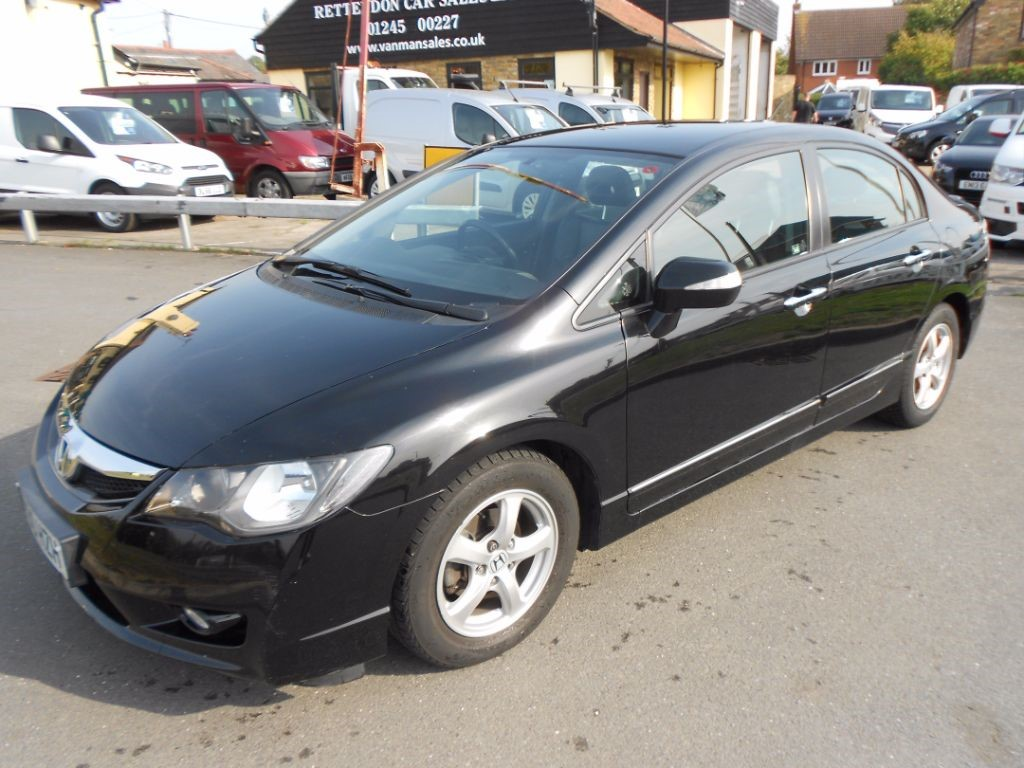 used Honda Civic IMA EX HYBRID Automatic Car * Only 50,000 Miles * in Chelmsford