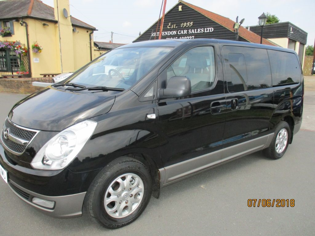 used Hyundai i800 STYLE CRDI 8 Seater MPV * Only 71,000 Miles * in Chelmsford