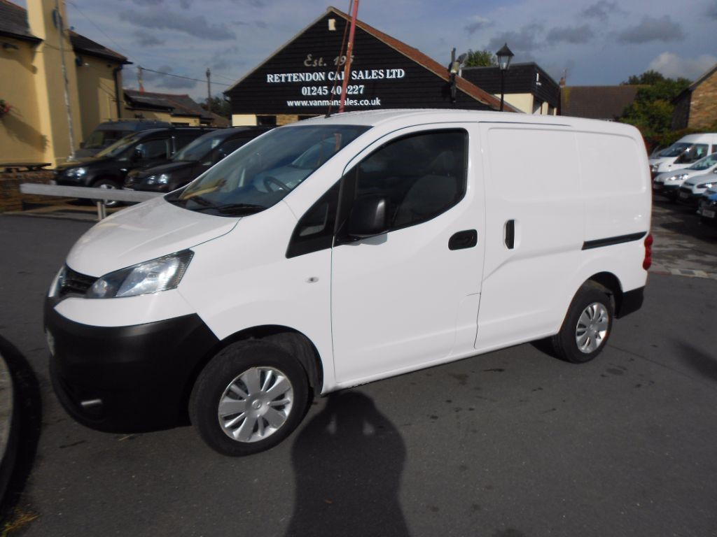 used Nissan NV200 DCI ACENTA in Chelmsford