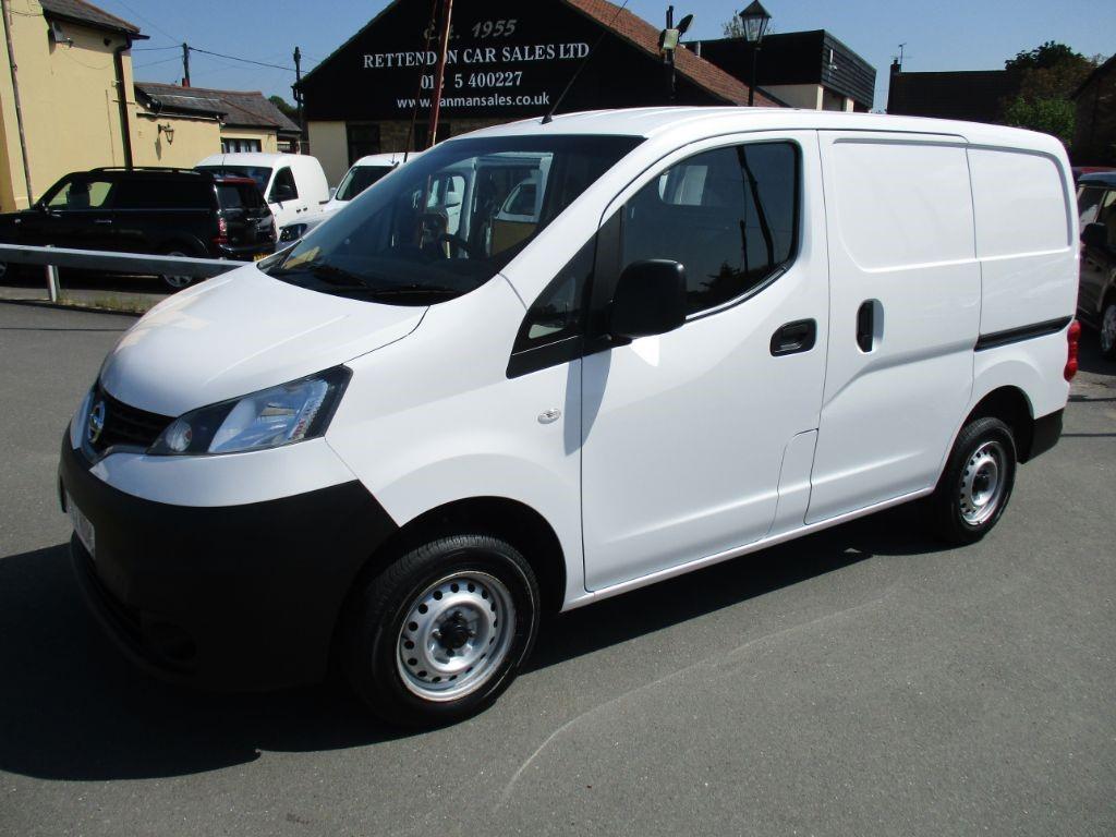 used Nissan NV200 SE DCI Diesel Van * Only 31K Miles * NO VAT!!! in Chelmsford
