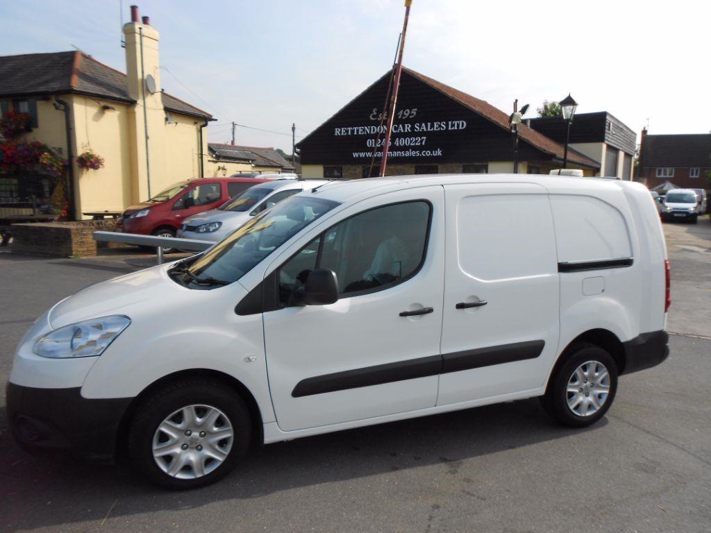 used Peugeot Partner HDI CRC Diesel Crew Van  in Chelmsford