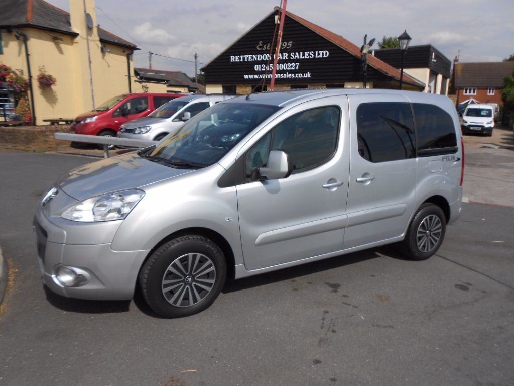 used Peugeot Partner Tepee S HDI in Chelmsford