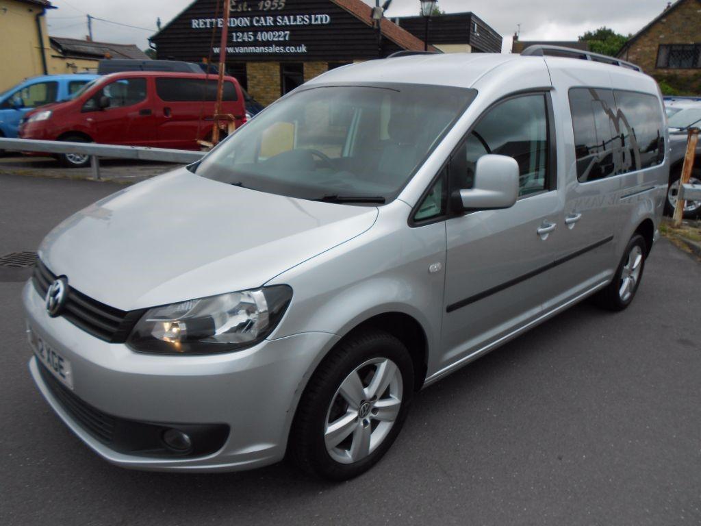 used VW Caddy Maxi C20 LIFE TDI in Chelmsford