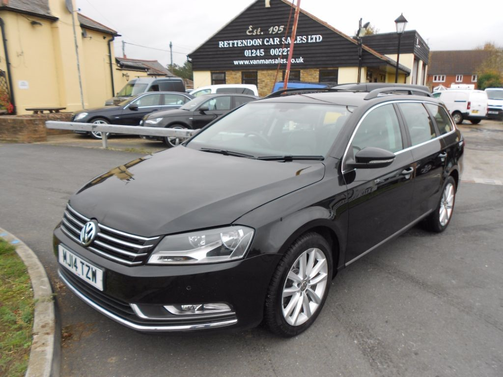 used VW Passat EXECUTIVE TDI BLUEMOTION TECHNOLOGY in Chelmsford