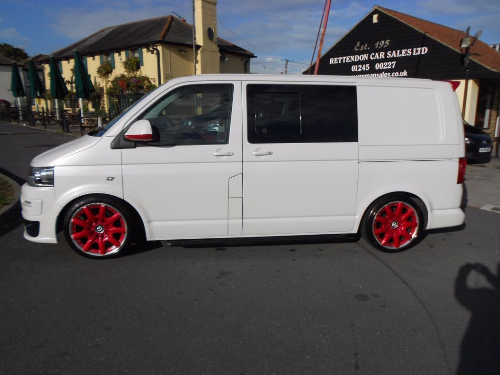 used VW Transporter T28 TDI SWB Day Van  in Chelmsford