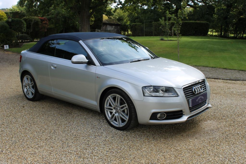 Used Grey Audi A3 For Sale Surrey