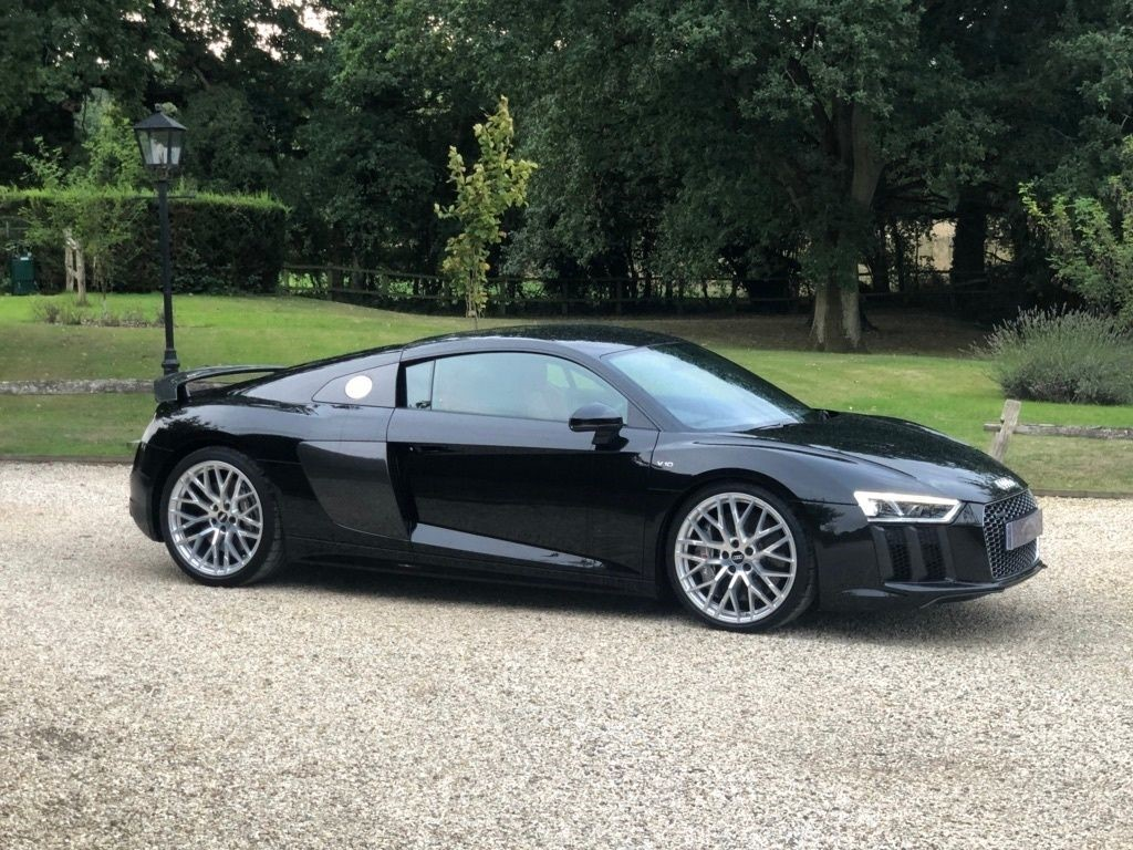 Used Black Audi R For Sale Surrey - Black audi r8