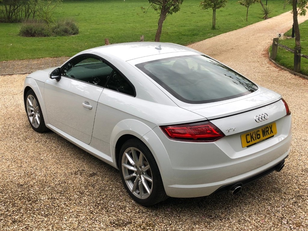 Used Audi TT For Sale | Surrey