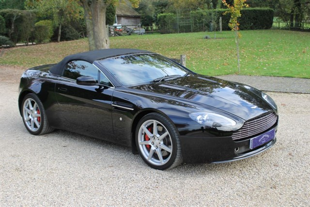 Aston Martin Vantage for sale