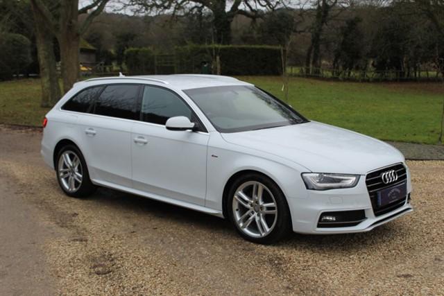 Audi A4 Avant for sale