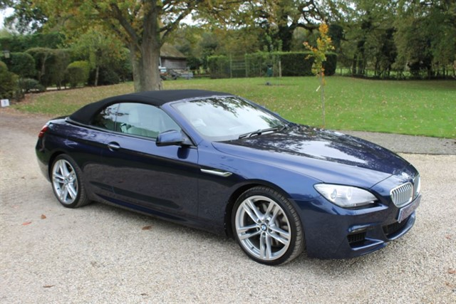 BMW 650i for sale