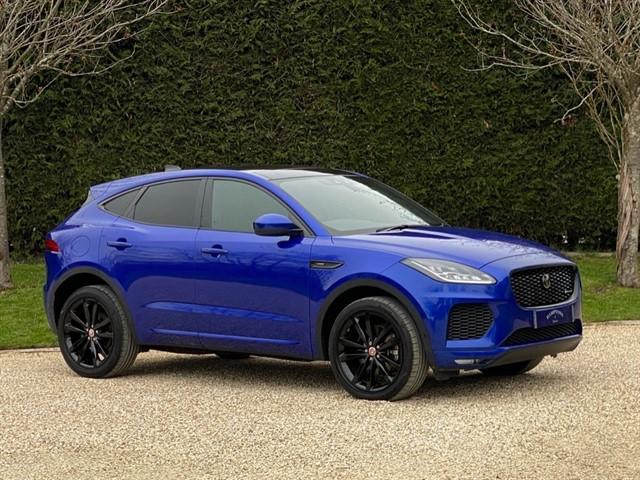 Jaguar E-Pace for sale