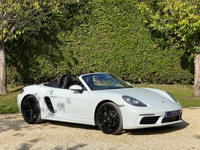 Porsche 718 Boxster for sale