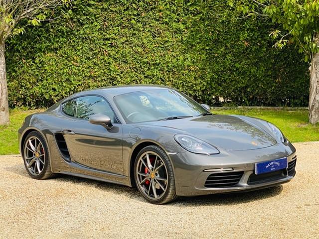 Porsche 718 Cayman for sale
