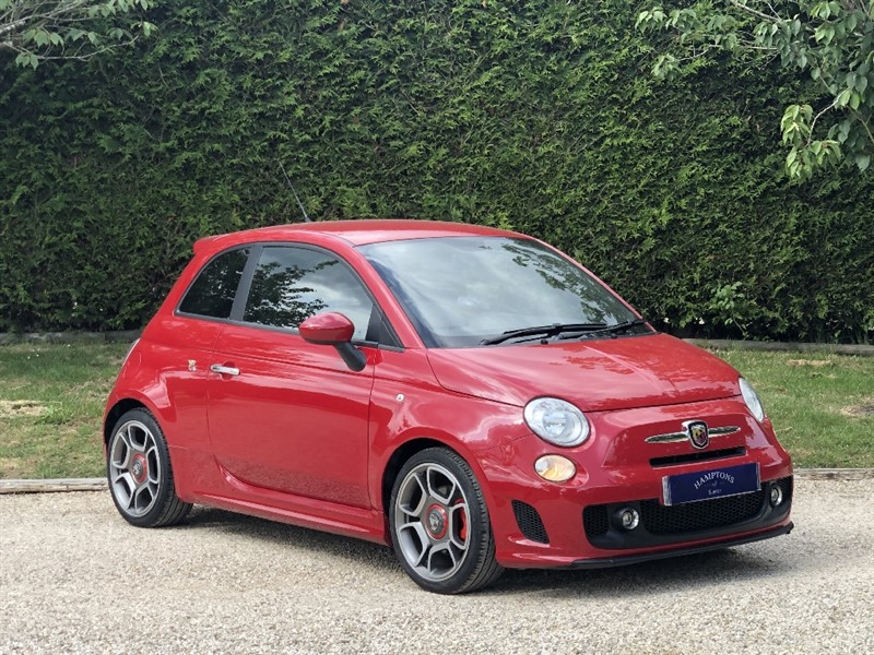 used Abarth 500 ABARTH in surrey