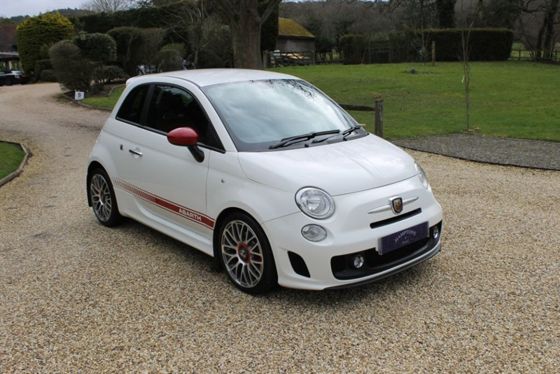 used Abarth 500 1.4 T Jet  in surrey