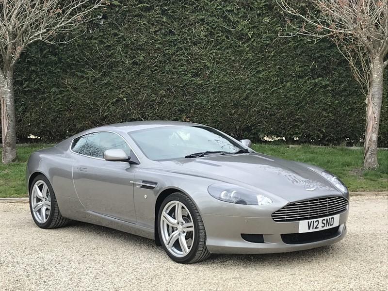 used Aston Martin DB9 V12 in surrey