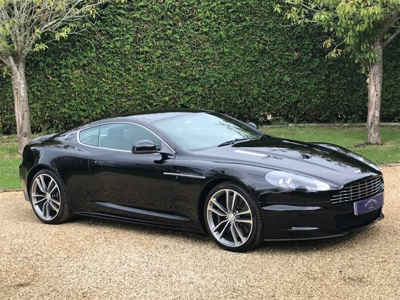 used Aston Martin DBS V12 in surrey