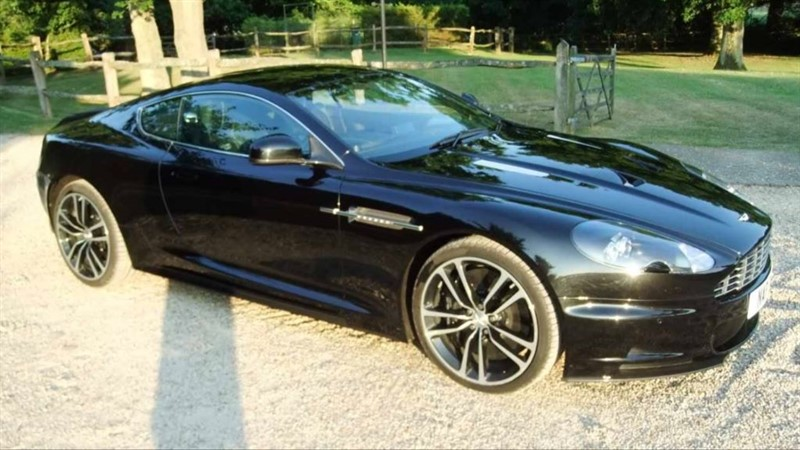 used Aston Martin DBS V12 in surrey