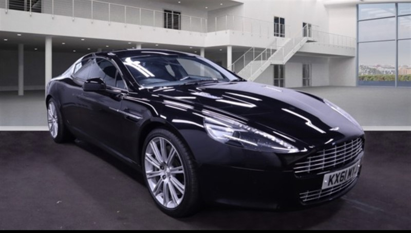 used Aston Martin Rapide V12 in surrey